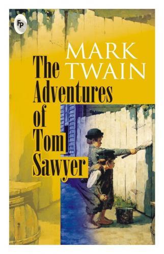 Книга Приключения Тома Сойера (The Adventures of Tom Sawyer) на английском