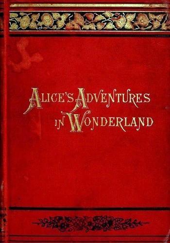 Книга Приключения Алисы в Стране Чудес (Alice's Adventures in Wonderland) на английском