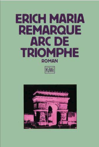 Книга Триумфальная арка (Arc de Triomphe) на немецком