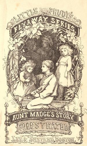 Книга История тётушки Мэдж (Aunt Madge's story) на английском