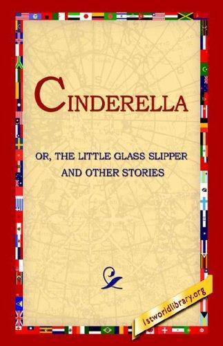 Книга Золушка (Cinderella) на английском