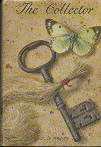 Книга Коллекционер (The Collector) на английском