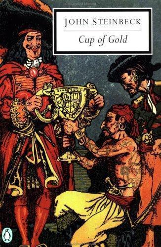 Книга Золотая чаша (Cup of Gold) на английском