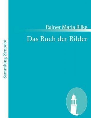 Книга Книга образов (Das Buch Der Bilder 1902 Und 1906) на немецком