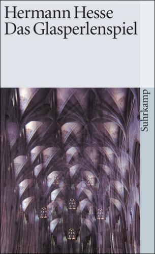 Книга Игра в бисер (Das Glasperlenspiel) на немецком
