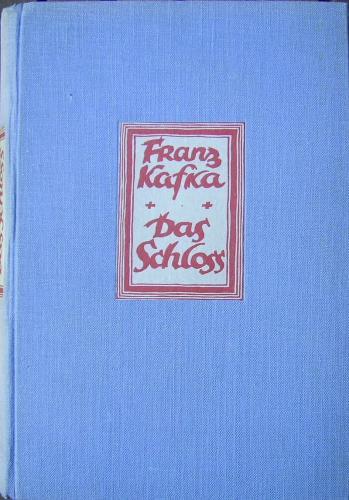 Книга Замок (Das Schloss) на немецком