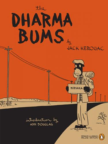 Книга Бродяги Дхармы (The Dharma bums) на английском