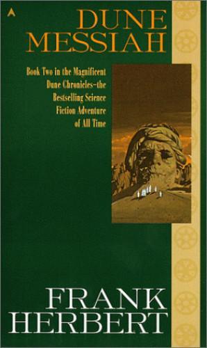 Книга Мессия Дюны (Dune Messiah) на английском