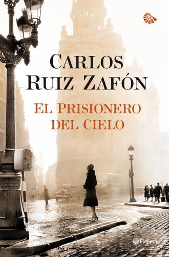Книга Узник неба (El prisionero del cielo) на испанском