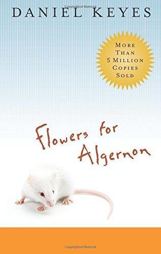 Книга Цветы для Элджернона (Flowers for Algernon) на английском