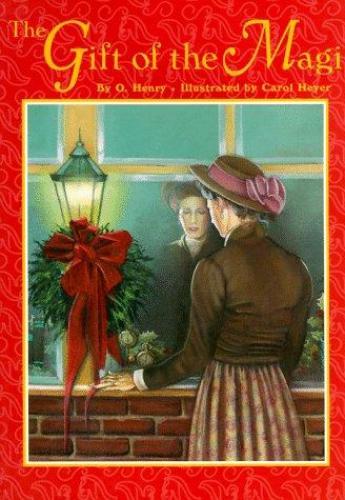 Book The gift of the Magi (The gift of the Magi) in English