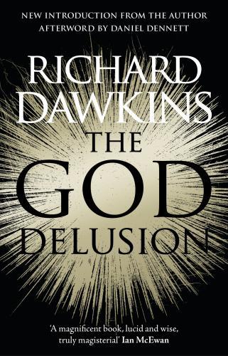 Книга Бог как иллюзия (The God Delusion) на английском