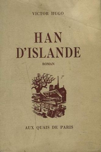 Книга Ган Исландец (Han d'Islande) на французском
