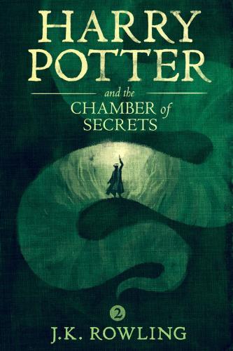 Книга Гарри Поттер и Тайная Комната (Harry Potter and the chamber of secrets) на английском