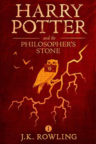 Книга Гарри Поттер и Философский камень (Harry Potter and the philosopher's stone) на английском