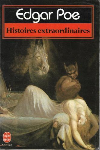 Книга Гротески и арабески (Histoires extraordinaires) на французском