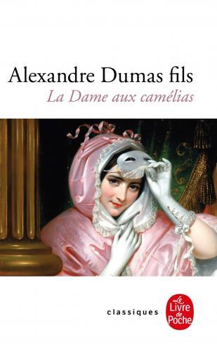 Book Camille (La Dame aux camélias) in French