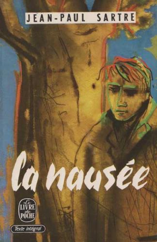 Книга Тошнота (La Nausée) на французском