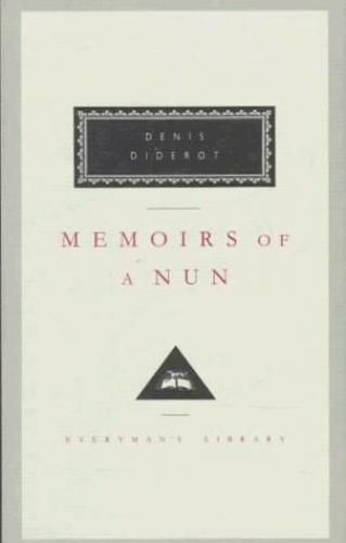 Книга Монахиня (La religieuse) на французском