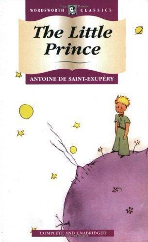 Книга Маленький принц (Le Petit Prince) на английском