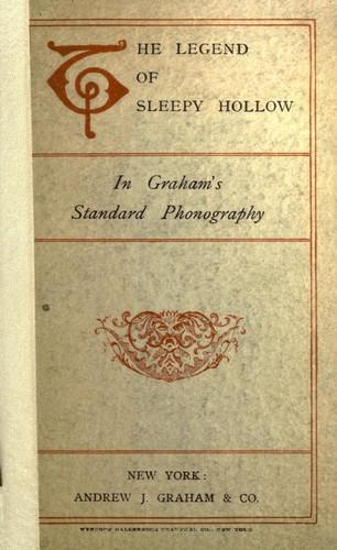 Книга Легенда о Сонной Лощине (The Legend of Sleepy Hollow) на английском