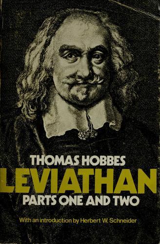 Книга Левиафан (Leviathan) на английском