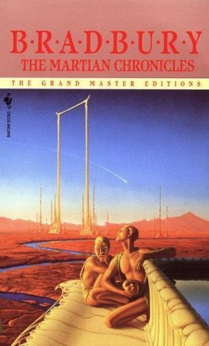 Книга Марсианские хроники (The Martian Chronicles) на английском