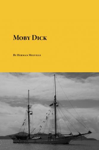 Книга Моби Дик, или Белый кит (Moby-Dick, or The Whale) на английском