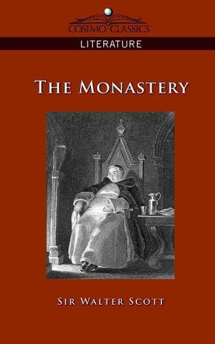 Книга Монастырь (The monastery) на английском