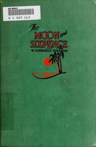 Книга Луна и грош (The Moon and Sixpence) на английском