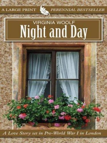 Книга Ночь и день (Night and Day) на английском