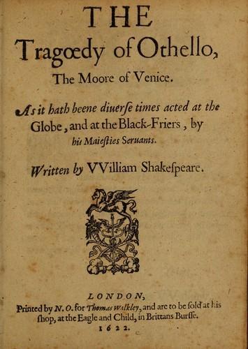 Book Othello (Othello) in French