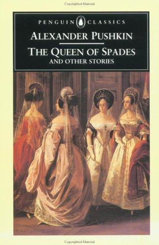 Книга Пиковая Дама (The Queen of Spades) на английском