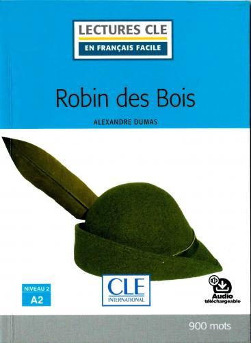 Книга Робин Гуд (Robin des Bois) на французском