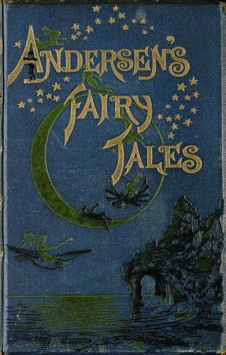 Книга Сказки Ханса Христиана Андерсена (Tales and Stories by Hans Christian Andersen) на английском