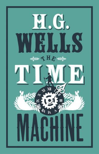 Book The Time Machine (The Time Machine) in English