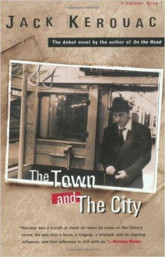 Книга Городок и город (The Town & the City) на английском