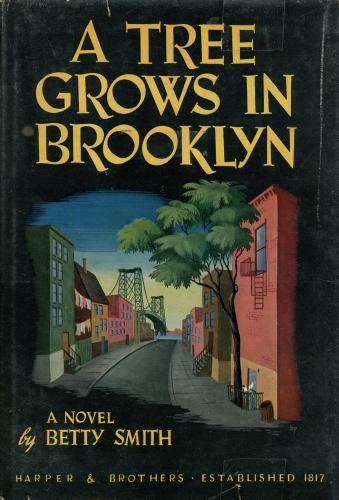 Книга Дерево растет в Бруклине (A Tree Grows in Brooklyn) на английском