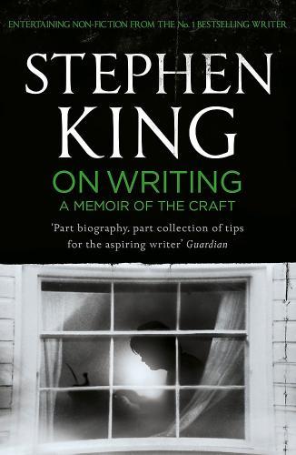 Книга Как писать книги (On Writing: A Memoir of the Craft) на английском
