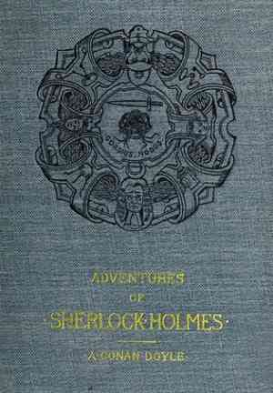 Книга Приключения Шерлока Холмса (The Adventures of Sherlock Holmes) на английском
