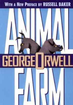 Книга Скотный двор (Animal Farm) на английском