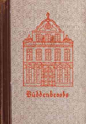 Book Buddenbrooks (Buddenbrooks) in German
