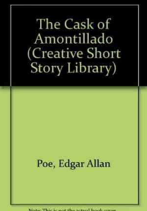 Book The Cask of Amontillado (The Cask of Amontillado) in English