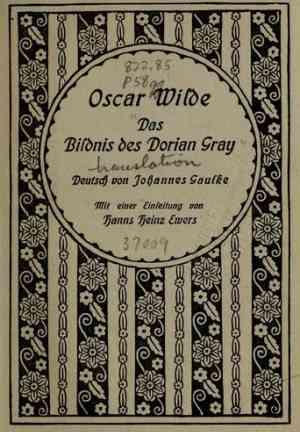 Book The Picture of Dorian Gray (Das Bildnis des Dorian Gray) in German