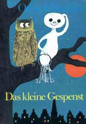 Книга Маленькое Привидение (Das kleine Gespenst) на немецком