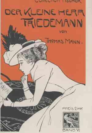 Book Little Herr Friedeman (Der kleine Herr Friedemann) in German
