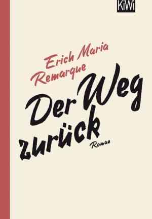 Book The Road Back (Der Weg zurück) in German