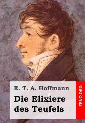 Книга Эликсир Дьявола (Die Elixiere des Teufels) на немецком