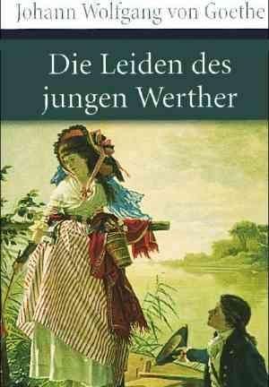Book The Sorrows of Young Werther (Die Leiden des jungen Werthers) in German
