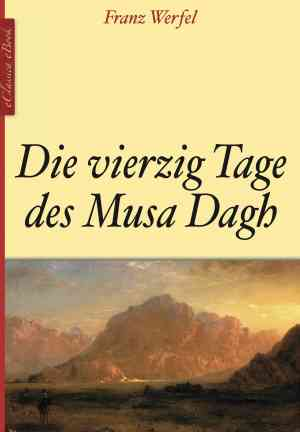 Book The Forty Days of Musa Dagh  (Die Vierzig Tage des Musa Dagh) in German
